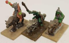 Orc Wolfrider Nomad Collection #1