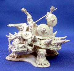 War Turtle w/Howdah