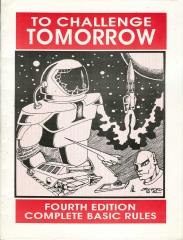 To Challenge Tomorrow (4th Edition)