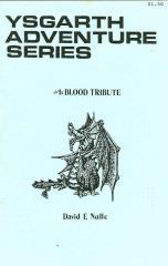 Adventure #1 - Blood Tribute
