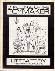 Challenge of the Toymaker
