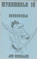 Wyrdworld IV - Ravensgate
