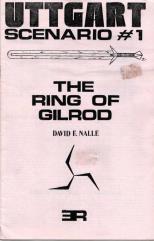 Uttgart Scenario #1 - The Ring of Gilrod