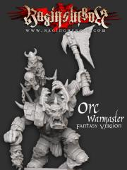 Gormakk - Orc Warmaster
