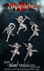 Blood Vestals Troops (Metal) (Standard Edition)