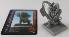 Drune Minotaur #1