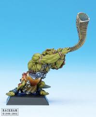 Auroch Horn Blower