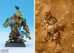 Jackal Warriors w/Swords