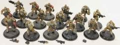Krasnye Soldaty Collection #1