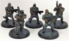 U.N.A. Troop Collection #2