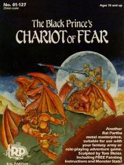 Black Prince's Chariot of Fear, The