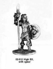 High Elf w/Spear