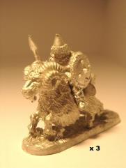 Dwarf w/Sword