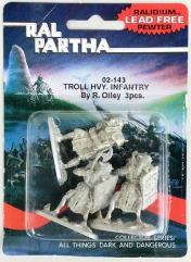 Troll Heavy Infantry