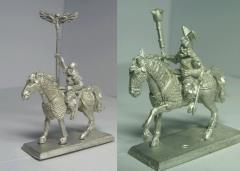 Mounted Barbarian Command