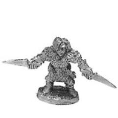 Dwarf Blademistress