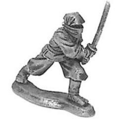 Armoured Ninja