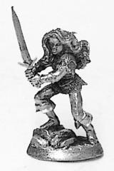Clera - Swordmistress