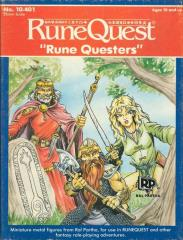 RuneQuest - Rune Questers