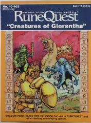 RuneQuest - Creatures of Glorantha