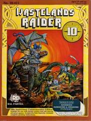 Advanced Dungeons & Dragons - Wastelands Raider
