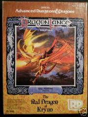Red Dragon of Krynn, The