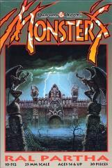 Dungeons & Dragons - Monsters (Metal)