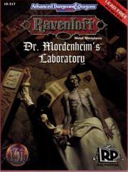 Dr. Mordenheim's Laboratory