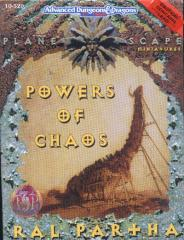 Planescape - Powers of Chaos