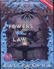 Planescape - Powers of Law