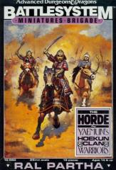 Horde, The - Yaemun's Hoekun Clan Warriors