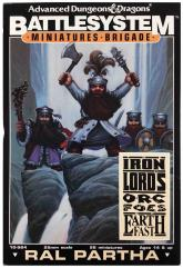 Iron Lords Orc Foes of Earth Fast, The