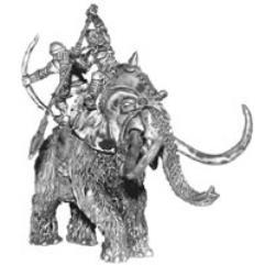 Mastaphant w/Riders