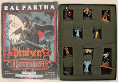 Denizens of Ravenloft, The - w/Painted Figures
