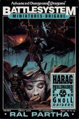 Harag Skullmasher and His Gnoll Raiders
