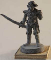 Thief w/Short Sword #1
