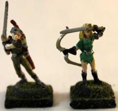 Half-Elven Rangers #1