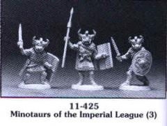 Minotaurs of the Imperial League