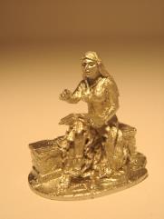 Female Cleric of Hesinde