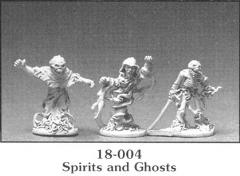 Spirits & Ghosts