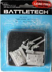 Marksman Artillery