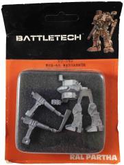 WHM-6R Warhammer (Black & Orange Card)