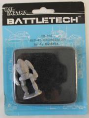 EXT-4D Exterminator (Blue Card)
