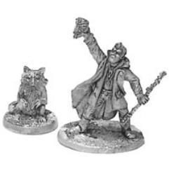 Bandit & Racoon Shamen & Totem