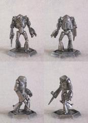 Wraith Mech