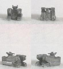 Clan Athena Combat Vehicle