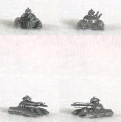 Epona Pursuit Tank