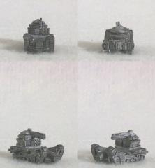 Ares Medium Tank