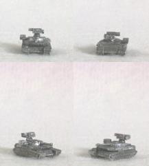 Manticore 60 Ton Heavy Tank