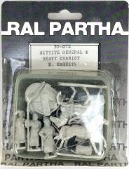 Hittite General & Heavy Chariot